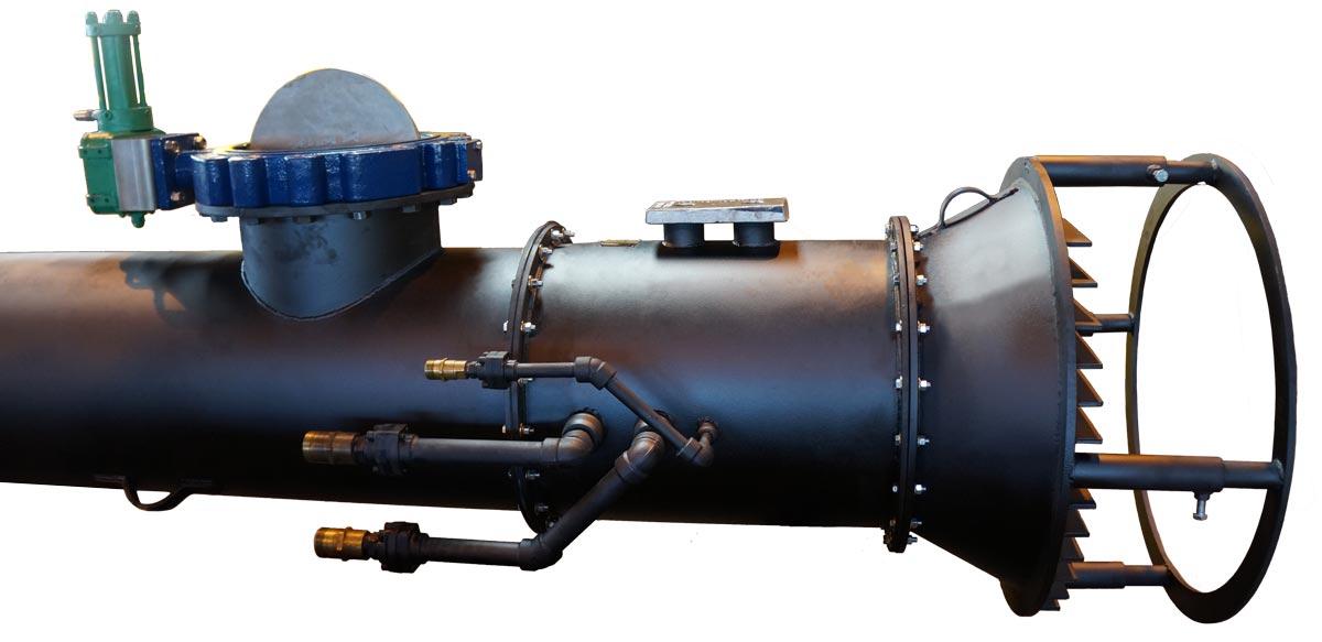 hydraflo two way pump horizontal