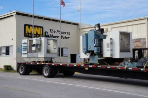 MWI Factory Adds 2 CNC Machines to Reduce Parts Production Times