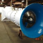 Lineshaft pipe