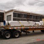 Lineshaft trailer