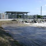 Agrucltural pumping site