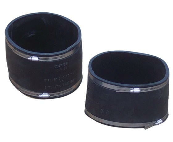Header couplings