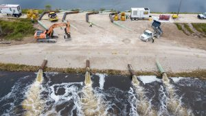 Lake Okeechobee water bypass