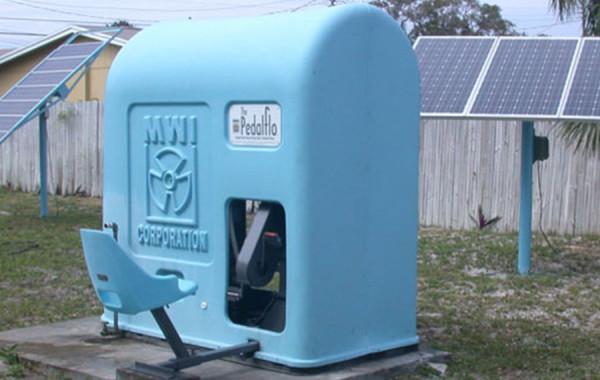 Solar Pedal Flo MWI Pumps