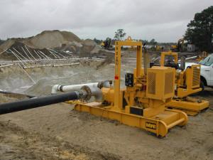 Laredo Lakes Wellpoint Rotoflo MWI Pumps