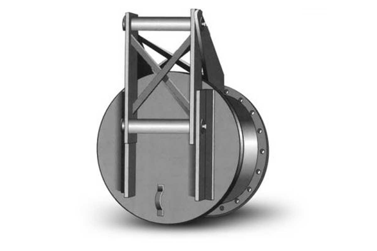 Flange illustration