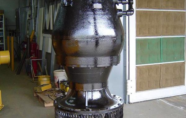 hnc hydraulic water pump