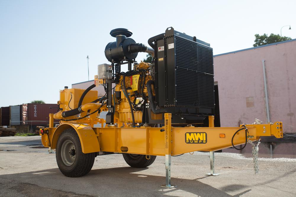 Hydroflo Drive MWI Pumps