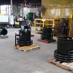 Hydraflo factory pumps