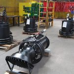 Hydraflo factory pumps