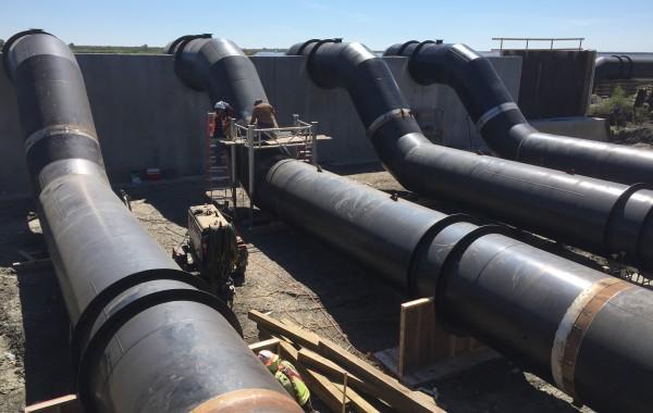 lineshaft parish LA MWi Pumps