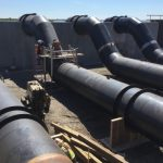 Lineshaft MWI Pumpsdrainage, irrigation, simple design, highly efficient