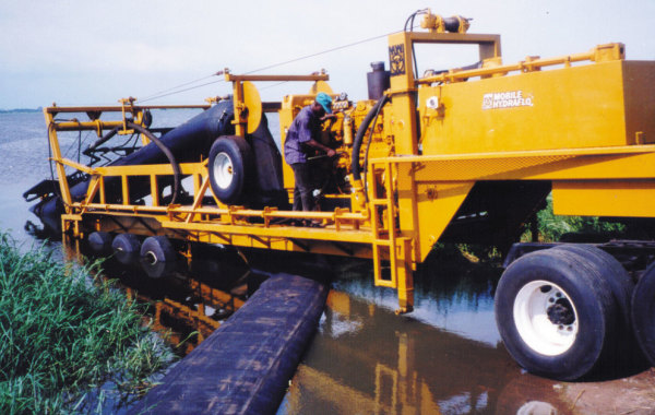 Mobile Hydroflo MWI Pumps