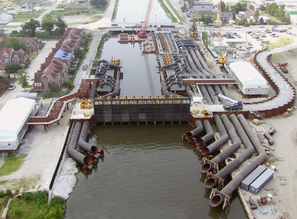 MWI New Orleans pump facility