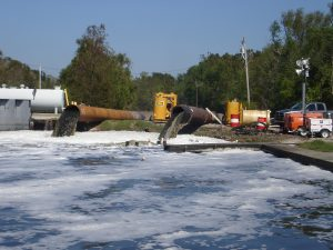 MWI Pumps New Orleans Flood Control