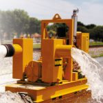 Rotoflo Pumping water
