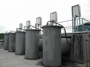 Submersible Electric pump station