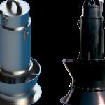 3D pump render MWI Pumps Submersible Electric